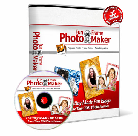 Photo Fun Frame Maker 2015® - Advanced Photo Editor Digital Image ...