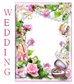 Category wedding Photo frames