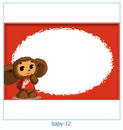baby Photo frame 12