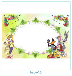 baby Photo frame 16