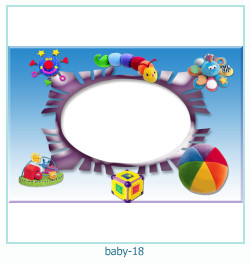 baby Photo frame 18
