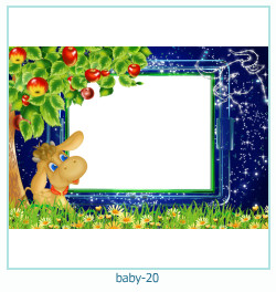 baby Photo frame 20