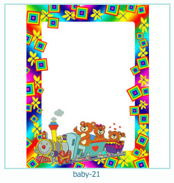 baby Photo frame 21