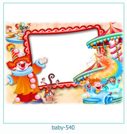 baby Photo frame 540