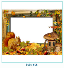 baby Photo frame 595