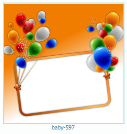 baby Photo frame 597