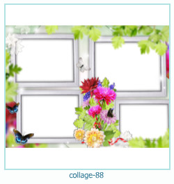 Collage picture frame 88