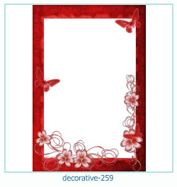 decorative Photo frame 259