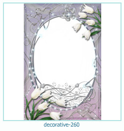 decorative Photo frame 260