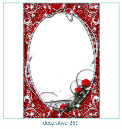 decorative Photo frame 261