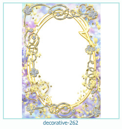 decorative Photo frame 262