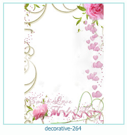 decorative Photo frame 264