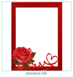 decorative Photo frame 265