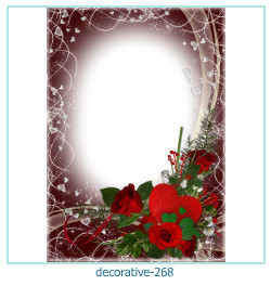 decorative Photo frame 268