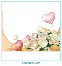 decorative Photo frame 269