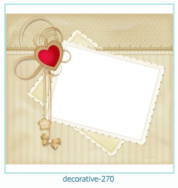 decorative Photo frame 270