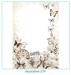 decorative Photo frame 274