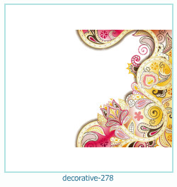 decorative Photo frame 278