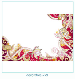 decorative Photo frame 279