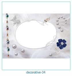 decorative Photo frame 34