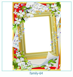 family Photo frame 64