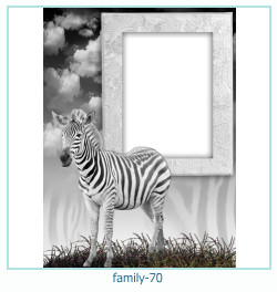 family Photo frame 70