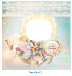 family Photo frame 73