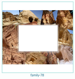 family Photo frame 78