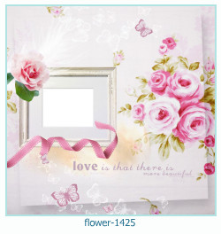 flower Photo frame 1425