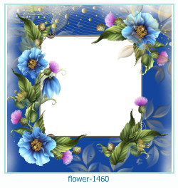flower Photo frame 1460
