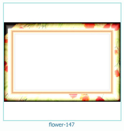 flower Photo frame 147