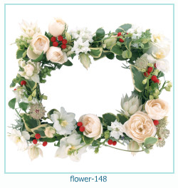 flower Photo frame 148