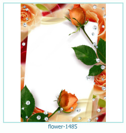 flower Photo frame 1485