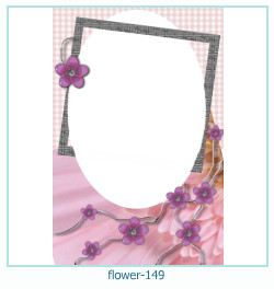 flower Photo frame 149