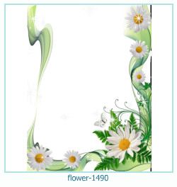 flower Photo frame 1490