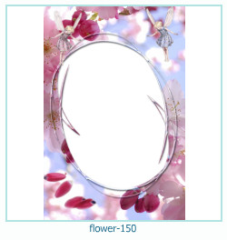 flower Photo frame 150
