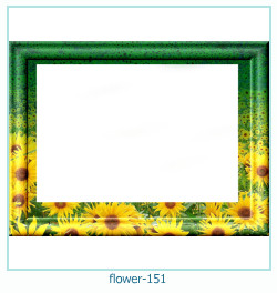 flower Photo frame 151