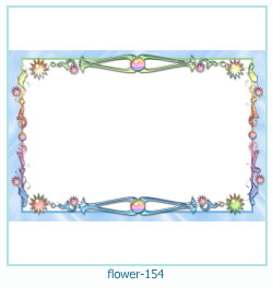 flower Photo frame 154