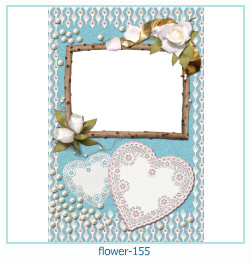 flower Photo frame 155