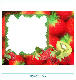 flower Photo frame 156