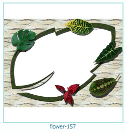 flower Photo frame 157