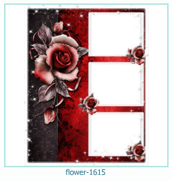 flower Photo frame 1615