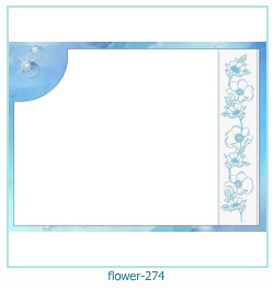 flower Photo frame 274
