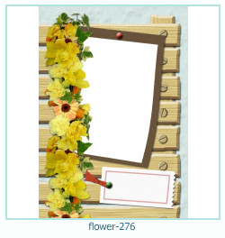 flower Photo frame 276