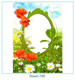 flower Photo frame 780