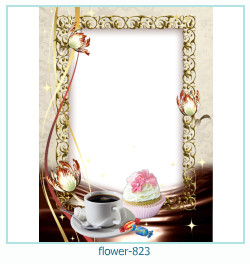 flower photo frame 824 flower photo frame 823