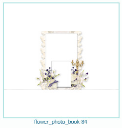 Flower  photo books 84