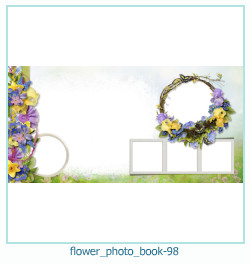 Flower  photo books 98