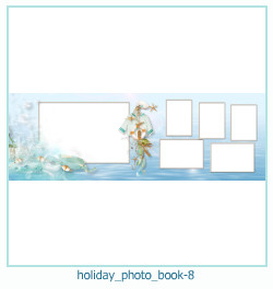 holiday photo book 8