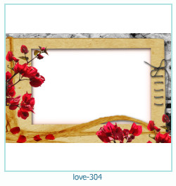 love Photo frame 304